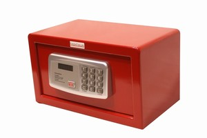 ColorSafe safes for hotels