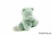 Vegetable Soap Teddy Bear Shaped